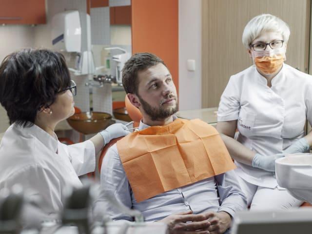 badanie dentystyczne