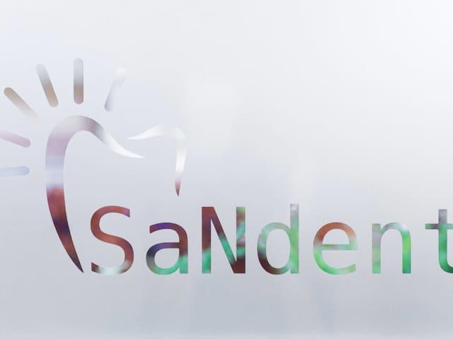 logo SaNdent